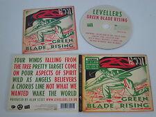 LEVELLERS/GREEN BLADE RISING(EAGLE EHAGLT002) CD ALBUM DIGIPAK