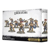 Liberators Stormcast Eternals Warhammer Age of Sigmar NIB Flipside