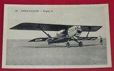 RARE CPA 1928 AVIATION BASE AERIENNE 125 ISTRES BREGUET 19 XIX Bre.19