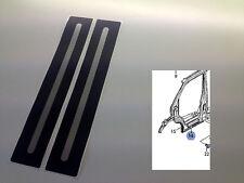 T5 TRANSPORTER MULTIVAN porte entrée étape frottement Decal Foil Sticker (paire)