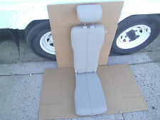 2015 2016 2017 Toyota Sienna Beige Tan Bisque Leather Middle Jump Seat
