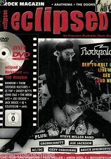 Rock Musik Magazin eclipsed 122/2010,Anathema,The Doors,AC/DC,Clapton/Winwood
