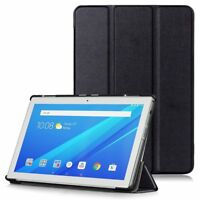 For Lenovo Tab 4 10 Inch Case Premium Smart Book Stand Cover TB-X304F