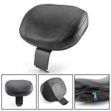 Driver Rider Seat Backrest Pad for Suzuki Volusia Vl400 Vl800 Boulevard C50
