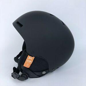 Anon Raider Mens Snow Sports Helmet Small/Medium (48-51 cm) Matte Black New