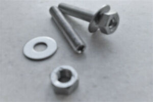M8 Manifold Studs & Nuts, A2 STAINLESS  Inlet Exhaust  Choose Length and  Nuts