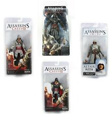 ASSASSIN'S CREED, Ezio, Altair, Connor, Figuras de Acción tipo Neca, 17 cm