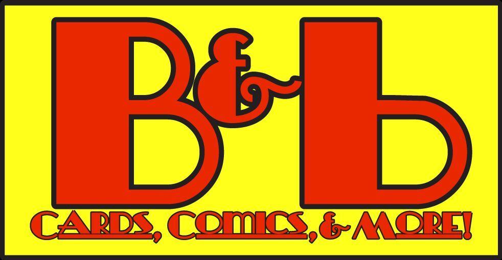 B & b Cards, Comics & more