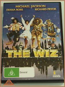 The Wiz (DVD, 2008)