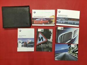 1995 -1999 BMW 3 Series Compact 316i 318ti 323ti Owners Manual Radio Wallet Pack