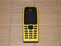 Cisco CP-7925G-EX-K9 Unified Wireless IP VoIP Phone Telefon