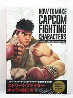 3 - 7 Days | How to Make Capcom Fighting Characters Street Fighter V Art Book
