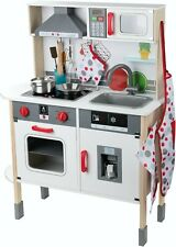 Playtive Junior Wooden Play Kitchen & Accessories Lidl High Quality Boys girls
