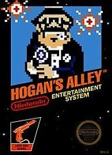 Hogan's Alley NES Nintendo Entertainment System Video Game FREE SHIPPING