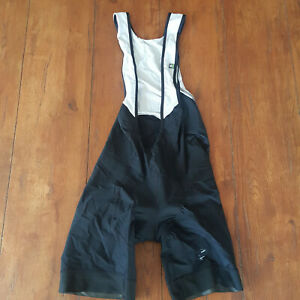 Cannondale Large Cycling Triathlon Bibshorts Compression Shorts Bib L Black