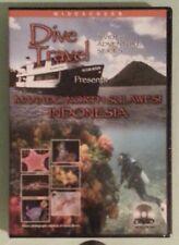 dive travel  MANADO NORTH SULAWESI INDONESIA     DVD NEW