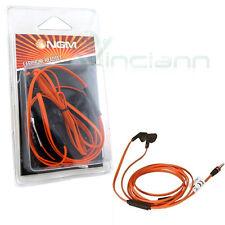 Auricolari cuffie+microfono HI-FW2 originale NGM You color M500 E501 cavo piatto