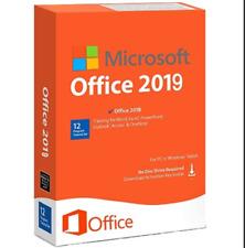 🌕 Microsoft Office 2019 Professional Plus🌕 32/64🌕Lifetime Key🌕🌕