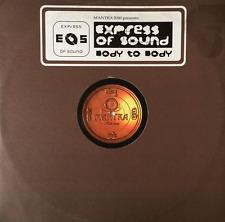 "EXPRESS OF SOUND - Body To Body(12"") (VG/G++)"