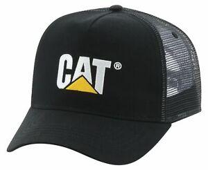 CAT Design Mark Mesh Trucker Cap - RRP 24.99 - EXPRESS POST