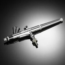 KKmoon 0.25mm Gravity Feed Dual-action Airbrush Kit Set Air Brush Spray Gun J8Z3