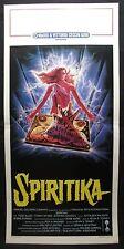 LOCANDINA CINEMA - SPIRITIKA - TODD ALLEN - 1986 - HORROR