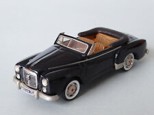 Ma Collection#49 Hotchkiss Gregoire Cabriolet '52 n/Heco Chromes CCC 1/43