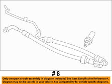 FORD OEM-Power Steering Pressure Hose 9L3Z3A719G