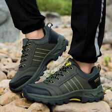 Mountain Climbing Shoes Hiking Men Women Waterproof Sport Sneakers Outdoor Boots