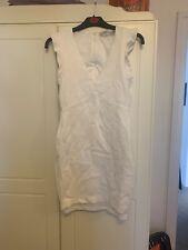 Zara White Dress Size Small/XS