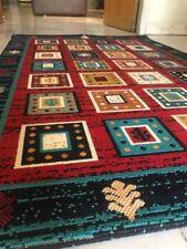 Modern Contemporary Geometric Area Rug Runner Accent Mat Carpet