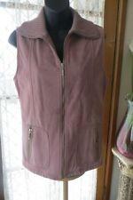 Polyester Machine Washable Regular Vest, Sleeveless Jumpers & Cardigans for Women