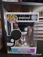 🐁Funko Pop! Rocks Deadmau5 193