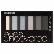 Collection 2000 Eyes Uncovered Nude Bronze Eye Shadow Palette Size 6g Authentic
