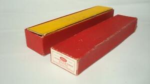 HORNBY DUBLO 2RAIL 2220 B.R.GREEN DENBIGH CASTLE BOX ONLY