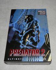 Neca Predator 2 Ultimate City Demon~2020 Con Exclusive 30th Anniversary NEW