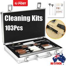 AUS 103x Universal Gun  Cleaning Kit Pistol Rifle Shotgun Firearm