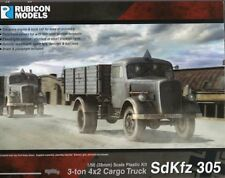 Bolt Action Rubicon Models German Opel Blitz SdKfz 305 1/56 scale (28mm) New!