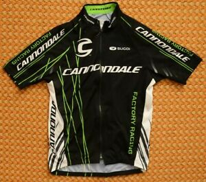 Cannondale, Cycling Shirt, Factory Racing, Size Medium
