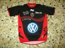 maillot shirt jersey trikot ancien RCT RUGBY CLUB TOULONNAIS TOULON 2013-2014