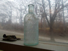 SISTERS OF PROVIDENCE COMPOUND SYRUP OF SPRUCE GUM PATENTED 1875 RARE BOTTLE