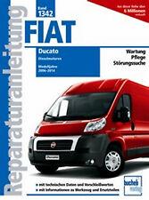 WERKSTATTHANDBUCH REPARATURANLEITUNG 1342 FIAT DUCATO TYP 250 DIESEL 2006-2014