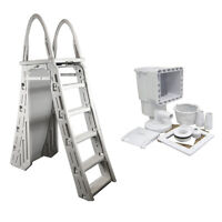 Confer Roll Guard A Frame Swimming Pool Safety Ladder Gate