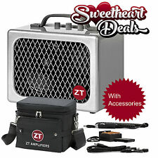 ZT Lunchbox Junior Guitar Amplifier Plus Accessory Kit and Carry Bag!