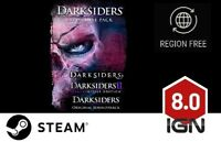 Darksiders Franchise Pack [PC] Steam Download Key - FAST DELIVERY