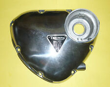 NEW TRIUMPH BONNEVILLE T120 T140 71-7318 TIMING COVER UK MADE BY LF HARRIS