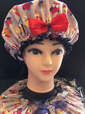 Designer Handmade Shower Cap