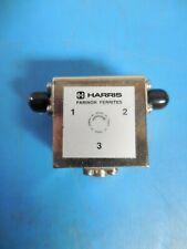 Harris Farinon Ferrites S1317-FFT Isolator