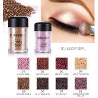 BONNIE CHOICE  Eyeshadow Loose Pigment Glitter Powder Eye Shadow Makeup