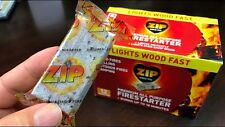 ZIP Premium Fire Starter Individually Wrapped 12 Pack